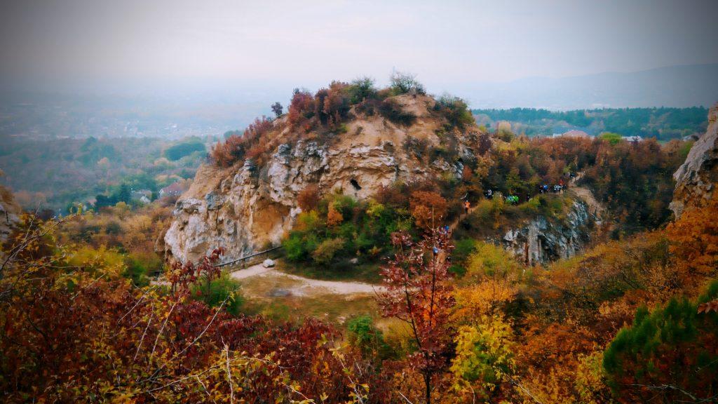 A Róka-hegyi kőfejtő