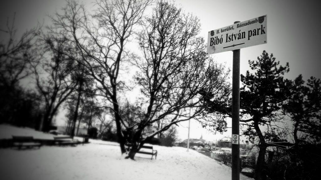 Bibó István park