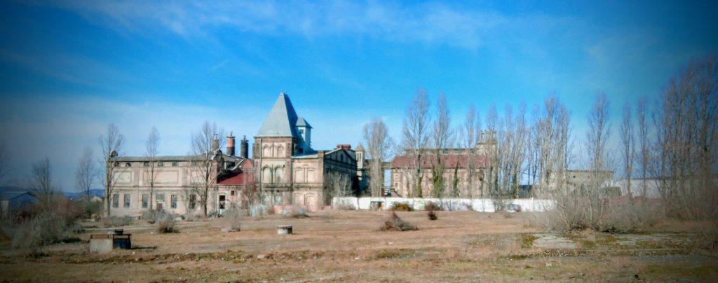 Az egykori Dreher-gyár