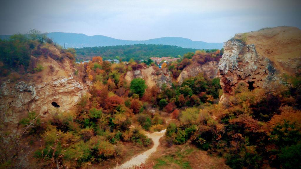 A Róka-hegyi kőfejtő a célból