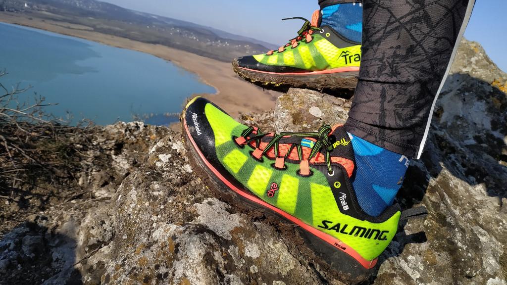 Tárgyfétis: Salming Trail5