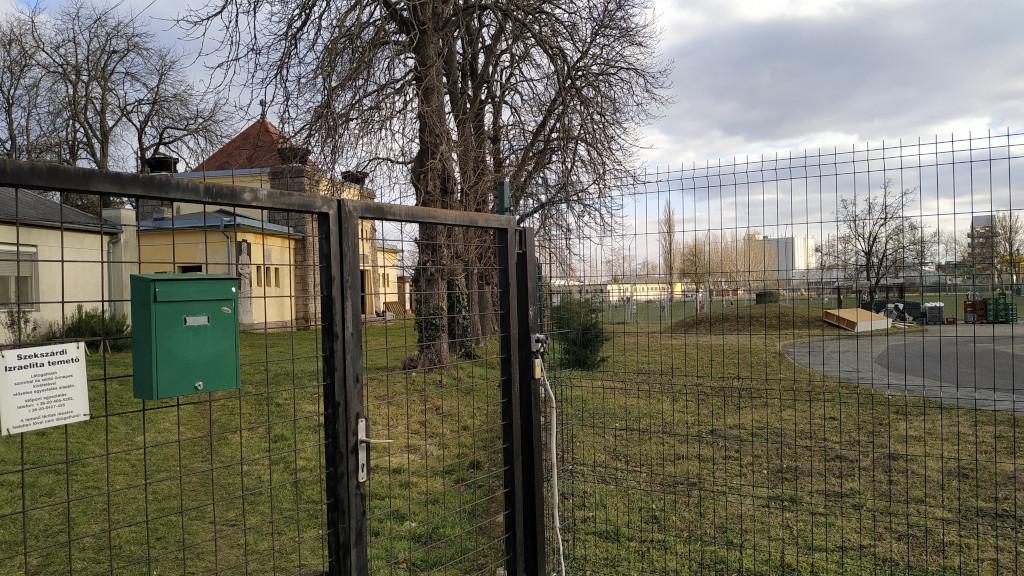 A szekszárdi zsidó temető
