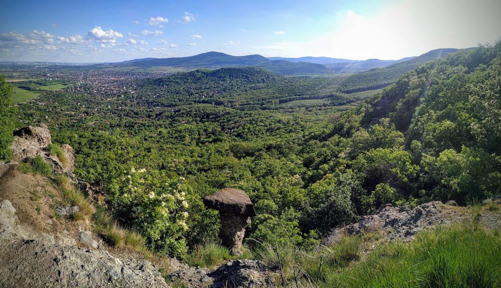Kő-hegy, Petőfi-kilátó